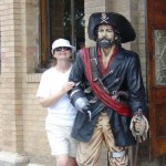 Met this guy in Old St. Augustine Florida.
